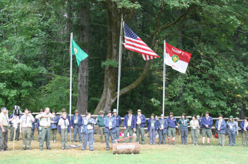 Wood Badge Adult Training Program
